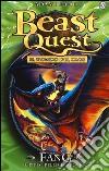 Fang. Il pipistrello diabolico. Beast Quest (33) libro