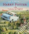 Harry Potter e la camera dei segreti. Ediz. illustrata libro