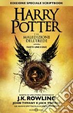 Harry Potter e la maledizione dell'erede libro