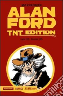 Alan Ford. TNT edition (15) libro di Bunker Max - Piffarerio Paolo