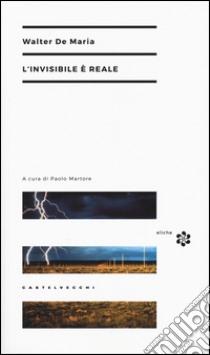 L'invisibile è reale libro di De Maria Walter