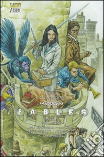 Fables deluxe (2) libro di Willingham Bill