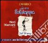 Diario di una schiappa letto da Neri Marcorè. Audiolibro. CD Audio formato MP3 libro