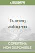 Training autogeno libro