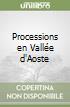 Processions en Vallée d'Aoste libro