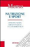 Memo nutrizione e sport