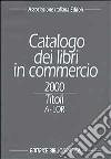 Catalogo Dei Libri In Commercio - image 11