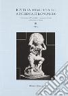 Rivista italiana di archeoastronomia. Astronomia nell'antichità, astronomia storica, astronomia e cultura (2005). Vol. 3 libro