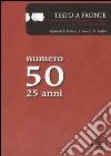 Testo a fronte (50) libro