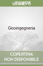 Geoingegneria libro di Gonzalez de Vallejo Luis I.
