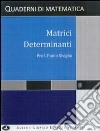 Matrici determinanti libro