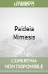 Paideia Mimesis libro
