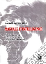 Manuale d'intelligence libro