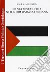 Lo status dell'OLP nella diplomazia italiana libro