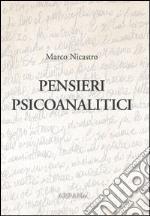 Pensieri psicoanalitici libro