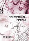 Mathematical finance libro
