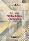 Esercizi di algebra lineare e geometria libro