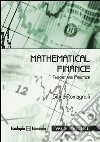 Mathematical finance. Practice libro