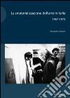 La smaterializzazione dell'arte in Italia 1967-1973