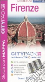 Firenze. Con cartina libro
