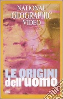 Le origini dell'uomo. DVD libro