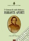 Seconda Giornata di studio dedicata a Ferrante Aporti