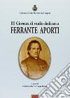 Terza Giornata di studio dedicata a Ferrante Aporti libro