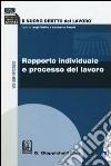 Il nuovo diritto del lavoro. Vol. 2: Rapporto individuale e processo del lavoro libro