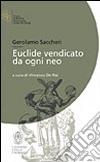 Euclide vendicato da ogni neo libro