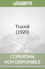 Trucioli (1920)