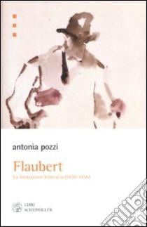 Flaubert. La formazione letteraria (1830-1865) libro di Pozzi Antonia