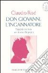 Don Giovanni, l'ingannatore libro