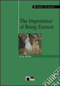 The importance of being Earnest. Con CD-ROM libro di Wilde Oscar