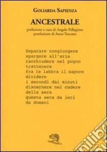 Ancestrale libro di Sapienza Goliarda
