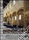 Archeologia dell'architettura (2013) (18) libro