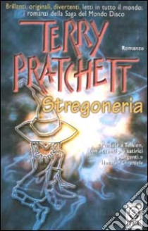 Stregoneria libro di Pratchett Terry