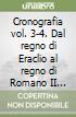Cronografia vol. 3-4. Dal regno di Eraclio al regno di Romano II (610-948 d. C.) libro