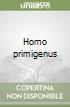 Homo primigenus