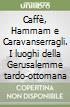 Caffè, Hammam e Caravanserragli. I luoghi della Gerusalemme tardo-ottomana libro