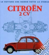Citroën 2CV libro di Catarsi Giancarlo