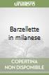 Barzellette in milanese libro