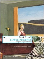 Edward Hopper libro di Strand Mark