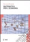 Matematica per l'economia libro