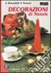 Decorazioni di Natale libro