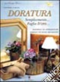 Doratura libro di Scarlata Alessandra