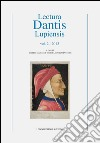 Lectura Dantis Lupiensis (2013) (2) libro