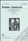 Letture classensi (42) libro