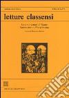 Letture classensi (43) libro
