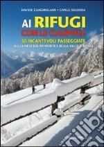 Ai rifugi con le ciaspole. 50 incantevoli passeggiate sulla neve del Piemonte e della Valle d'Aosta libro