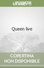 Queen live libro